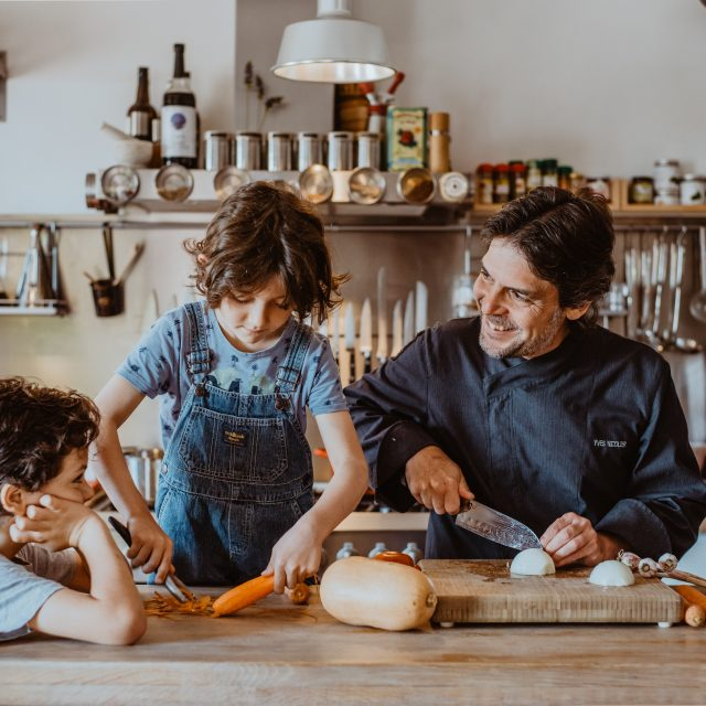 Cooking for Dads and Mums: Video Call session