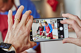 Family Cooking: private Video Call class
